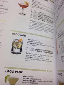 Difford's Guide: Padovani (Originalrezept)